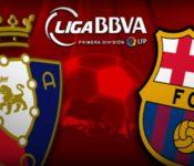 Osasuna-Barcelona