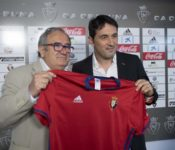 Braulio Vázquez Director Deportivo Osasuna