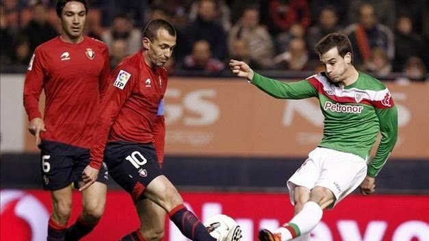 Cinco datos que debes conocer de un Osasuna - Athletic
