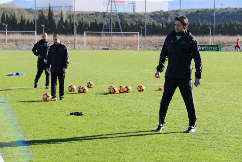 El posible primer once de Vasiljevic contra el Valencia
