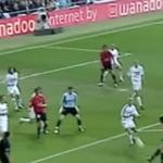 0-3 al Real Madrid en el Bernabéu (2004)