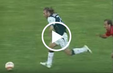 Gol de Delporte al Mallorca (2006)