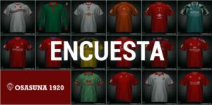 Mejor Camiseta Osasuna Historia