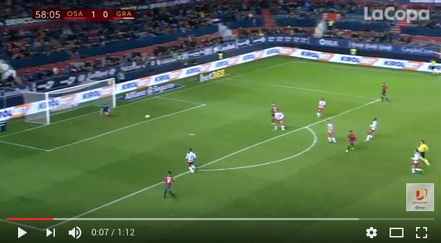¡Qué golazo de Jaime Romero en el 2-0!