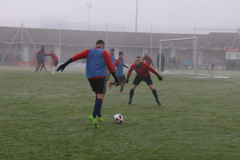El posible once de Osasuna contra el Eibar en Copa del Rey