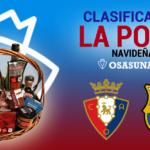 Clasificación de la porra tras el Osasuna-Barça (0-3)