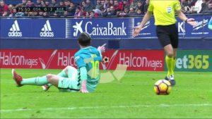 La acción de Messi que los medios de Barcerlona han calificado como una lección de 'fair play'