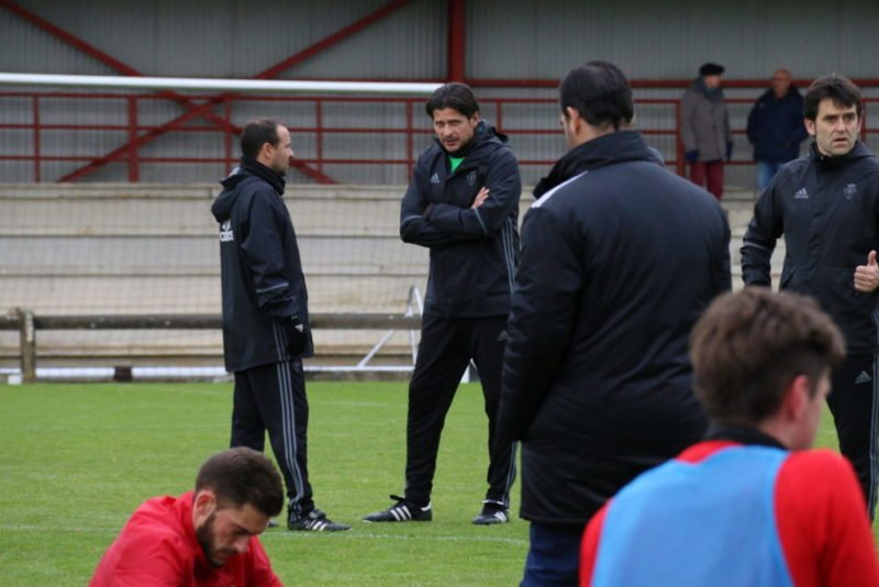 Vasiljevic planea un cambio de sistema en la alineación de Osasuna contra el Real Madrid