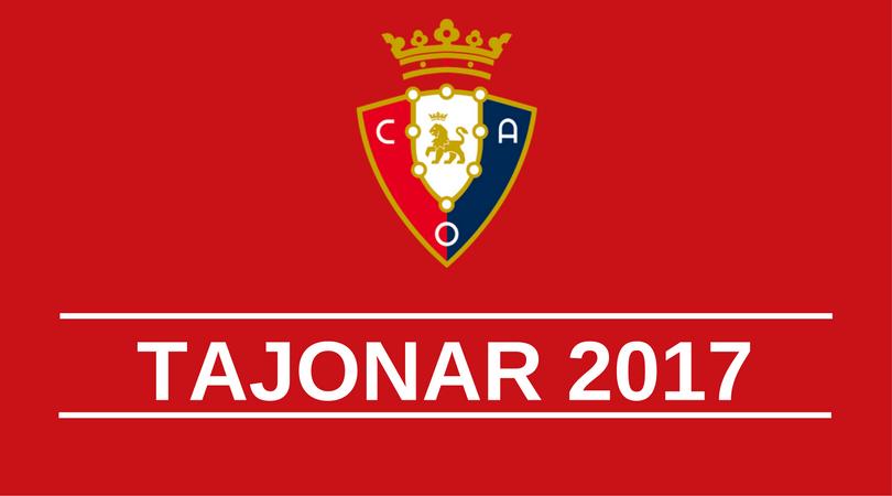 Tajonar 2017, el nuevo proyecto para la cantera de la directiva de Osasuna