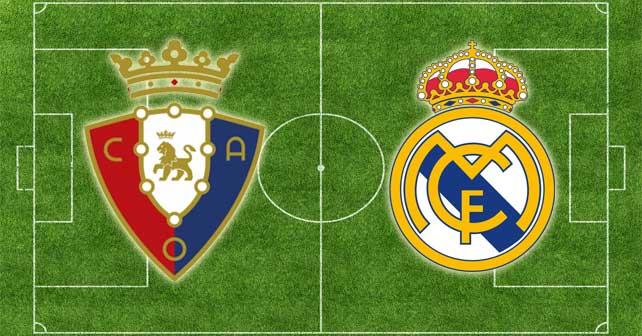 El Osasuna-Real Madrid ya tiene fecha