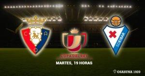 Osasuna-Eibar (Copa del Rey)