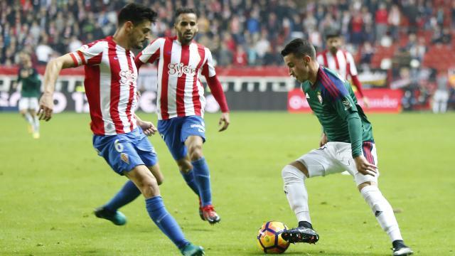 Álex Berenguer en el TOP 10 de asistentes de la Liga
