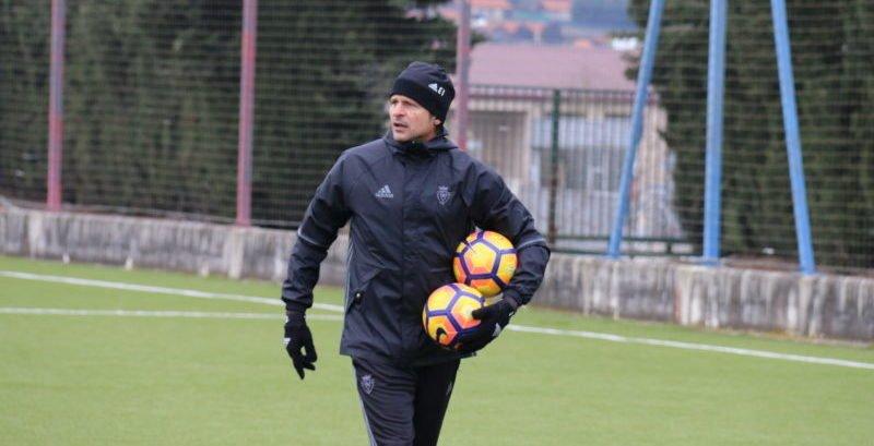 """Vasiljevic: """"Hablando claro: acabar con la portería a cero sería la hostia"""""""