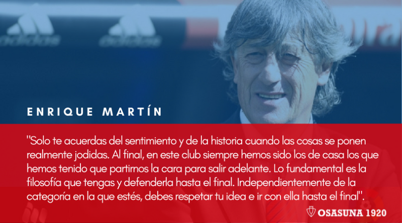 """Enrique Martín: """"Solo te acuerdas del sentimiento y de la historia cuando las cosas se ponen realmente jodidas"""""""