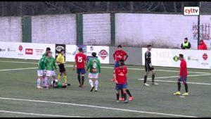 Iván Márquez estrena su cuenta goleadora en el Promesas
