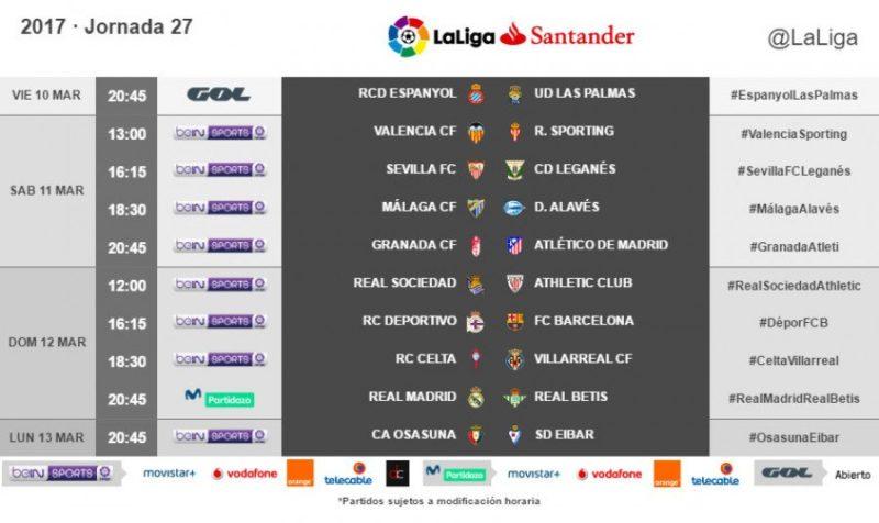 La Liga lo vuelve a hacer: el Osasuna-Eibar se jugará en lunes