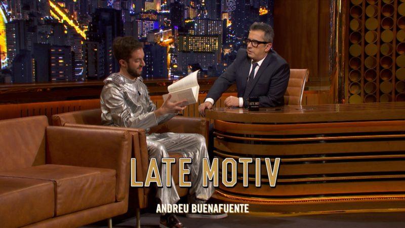 La broma pesada de David Broncano con Osasuna en el programa de Buenafuente