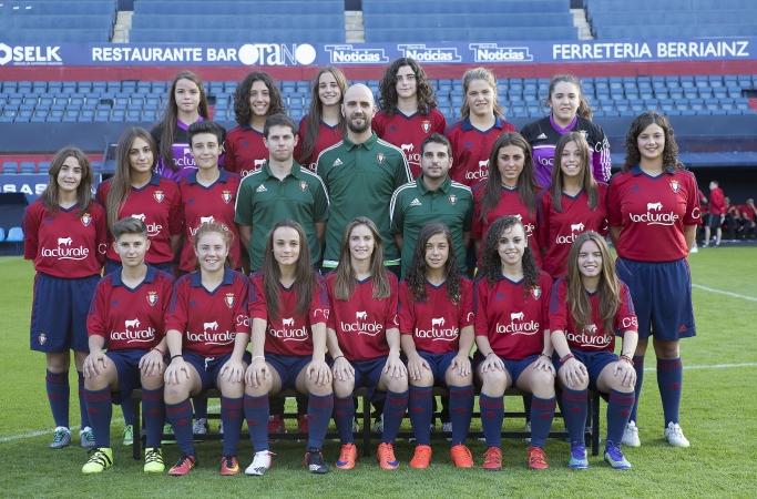 Osasuna Femenino jugará en El Sadar por primera vez en su historia