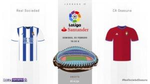 Real Sociedad Osasuna