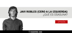 Javi Robles Cero a la Izquierda