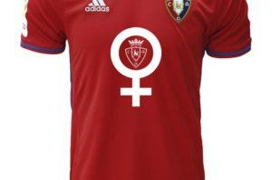 Osasuna camiseta Mujeres