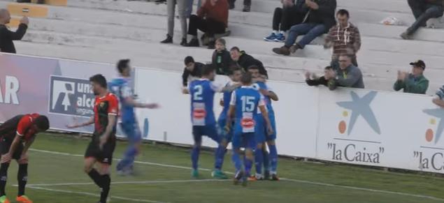 Nueva asistencia de gol de José García