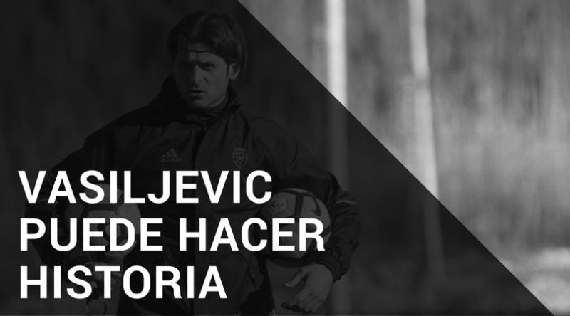 Vasiljevic se acerca al abismo