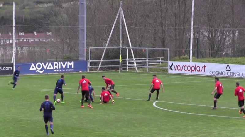 El gol de Sergio León contra la Real Soceidad que nadie ha podido ver