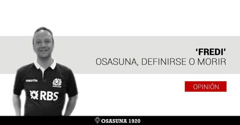 Osasuna, definirse o morir