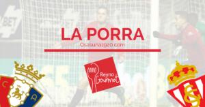 Osasuna Sporting