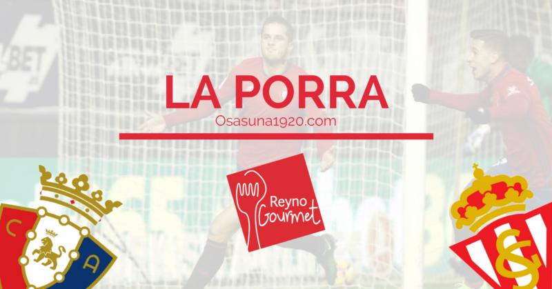 Rellena ya tu pronóstico para el Osasuna-Sporting de Gijón