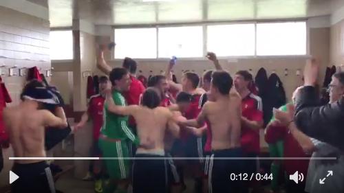 El División de Honor de Osasuna, campeón de liga