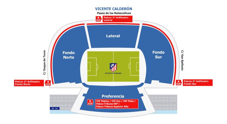Los dos motivos que alega el Atlético para no dar entradas a Osasuna