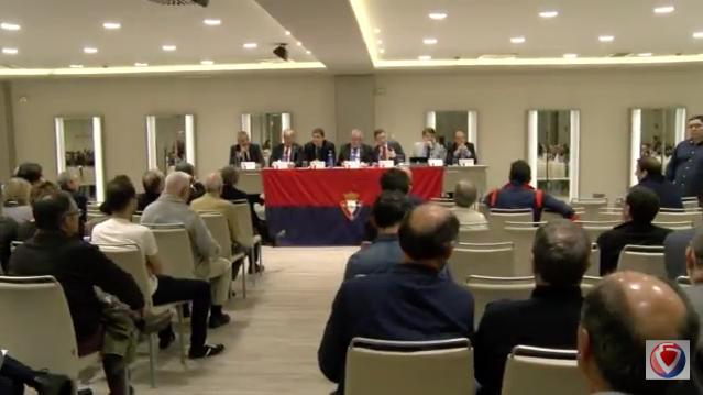 Las elecciones a la presidencia de Osasuna se celebrarán en octubre