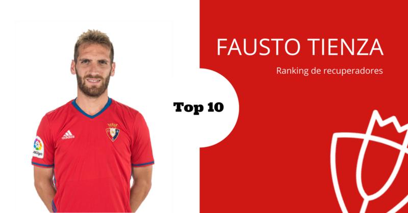 La mejor faceta de Fausto Tienza