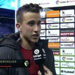 """Osasuna, al Athletic: """"9 millones de euros por Berenguer, o nada"""""""