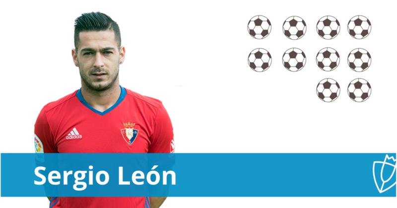 ¿Puede hacer historia Sergio León en Osasuna?