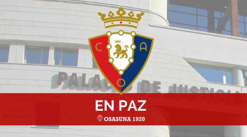 Osasuna paga 5,7 millones de euros al Gobierno de Navarra para aminorar una posible sanción por delito fiscal
