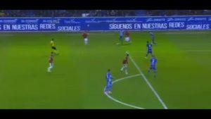¡Qué golazo de Berenguer para dar la victoria a Osasuna!
