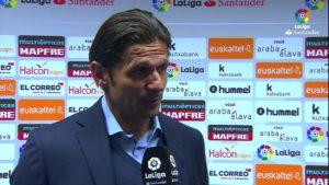 """Vasiljevic: """"Salimos con las cosas muy claras: intentar tener la portería a cero"""""""