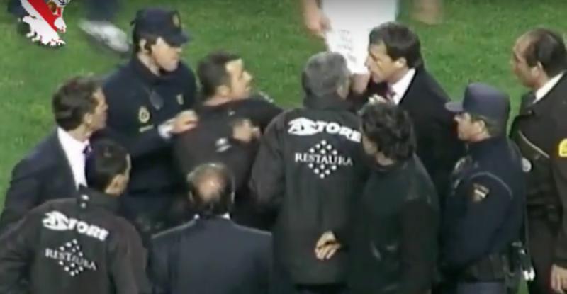El día en que Cristobal Soria sacó de quicio a Osasuna