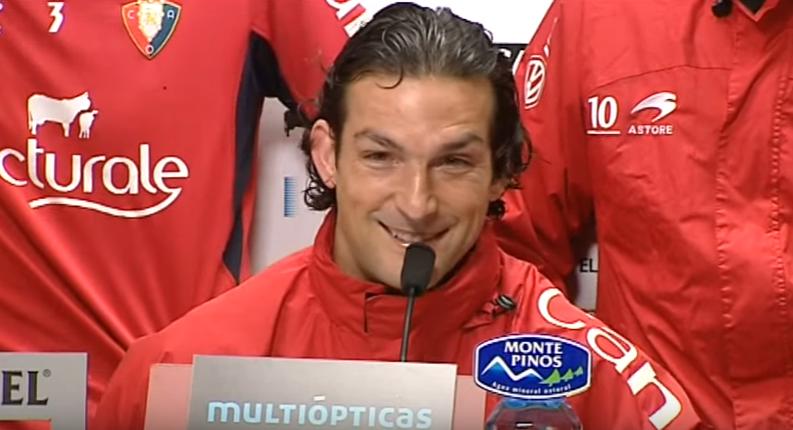 """Ricardo López: """"Es un sueño entrenar a Osasuna"""""""