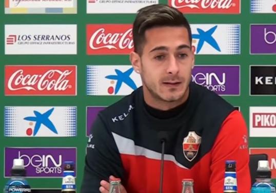 """Sergio León: """"Estoy de vacaciones para que no me pase como el año pasado que apenas descansé"""""""