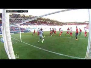 Así fue el gol de Jhon Steven: ya suma más que Mascherano en Primera