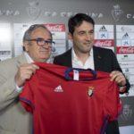 VÍDEO | Braulio Vázquez le marcó un gol a Osasuna en su etapa de jugador
