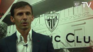 El 'Cuco' Ziganda, nuevo entrenador del Athletic Club