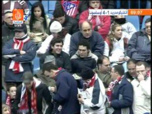 Los tres momentazos de Osasuna en el Vicente Calderón