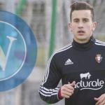 Berenguer se entrena aparte a la espera del acuerdo entre Osasuna y Nápoles