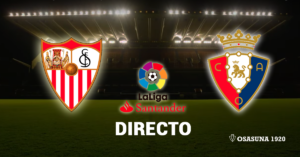 Sevilla Osasuna En Vivo Directo Online