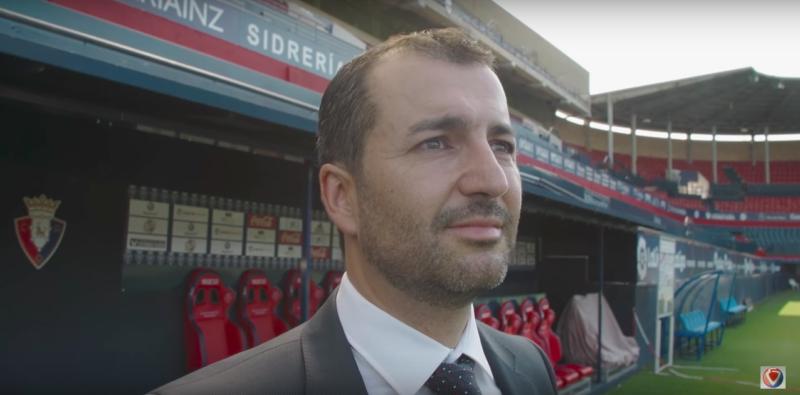 """Diego Martínez: """"Estoy muy orgulloso del equipo"""""""